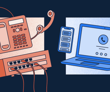 VoIP vs. Landlines: Which Phone System Is Right for Your Business?