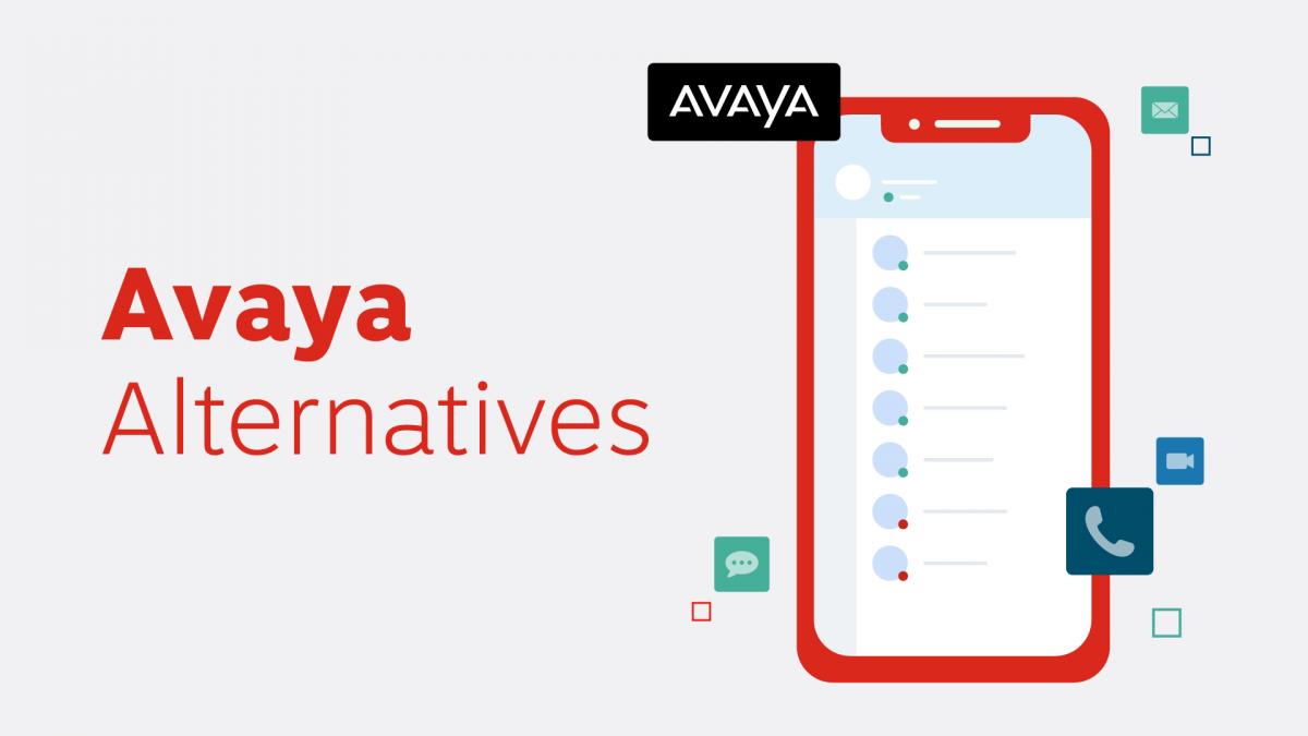 Avaya Alternatives and Competitors