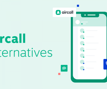 Top 10 Aircall Alternatives & Competitors in 2021