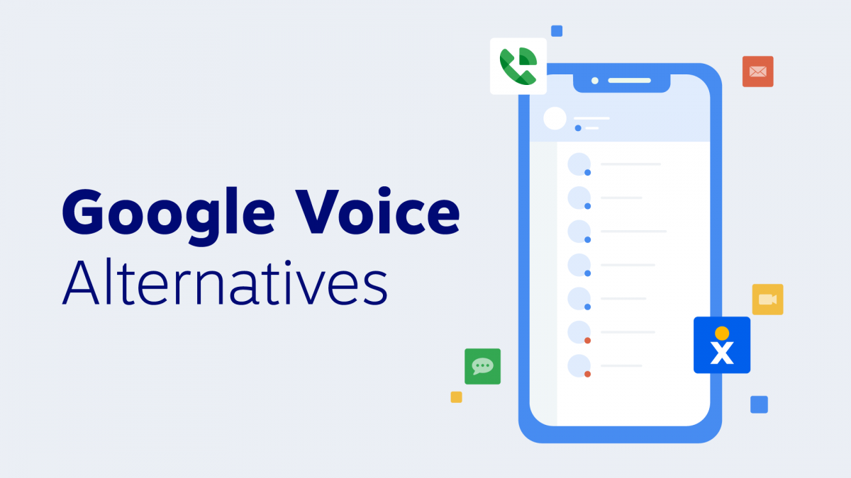 Top alternative to Google Voice