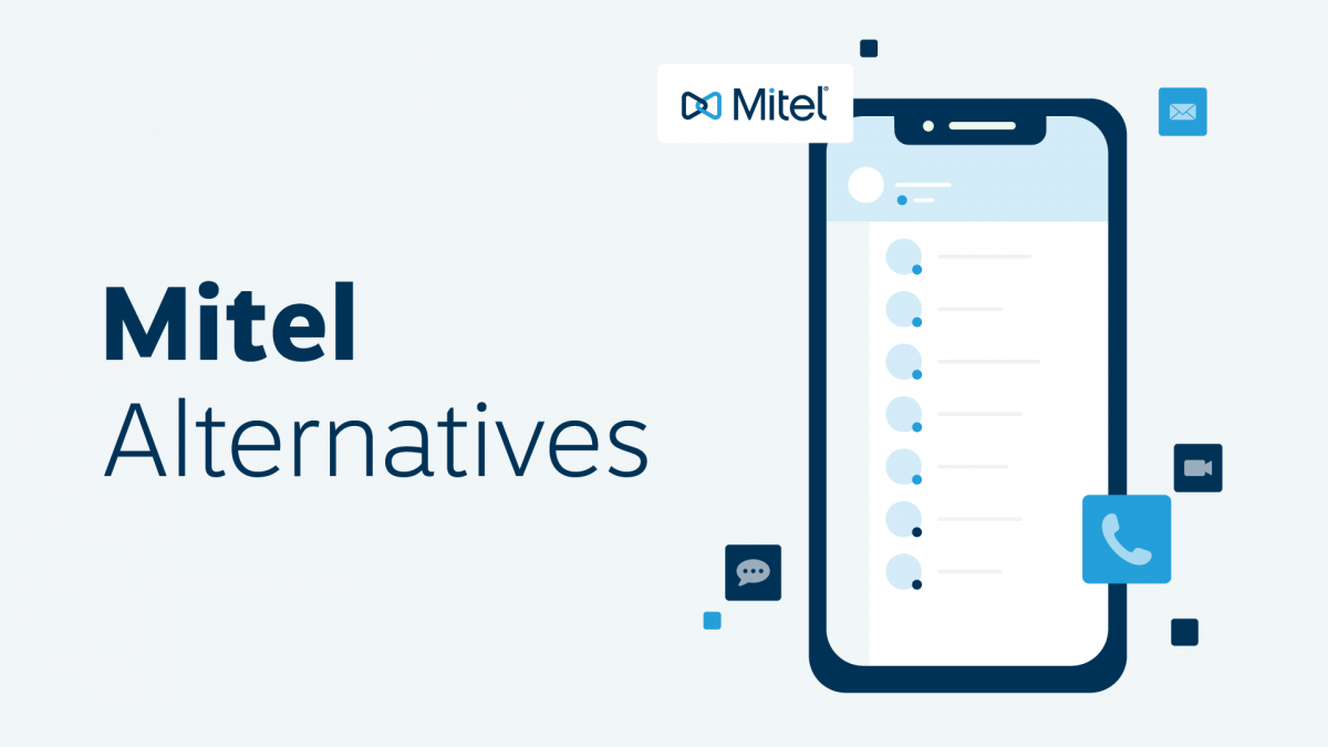 Top 10 alternatives and competitors to Mitel