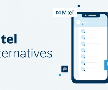 Top 10 Mitel Alternatives & Competitors in 2021
