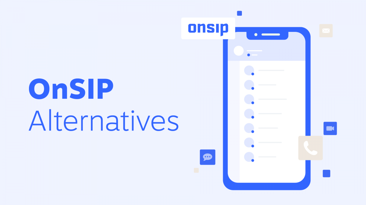 Top alternatives and competitors to OnSIP