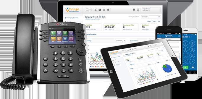Vonage Business phone system