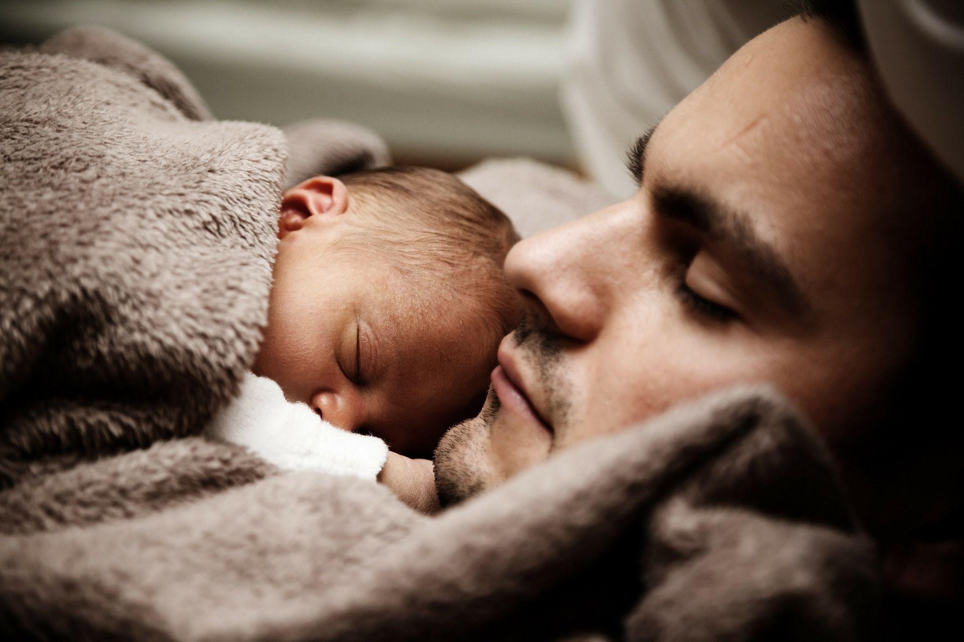 Voiko vauvan jättää tunniksi hoitoon?