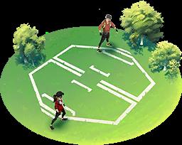 Trainers battling