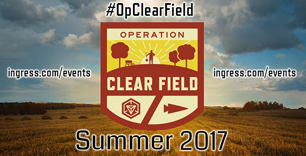Ingress Community Helping Our National Parks With #OpClearField Events