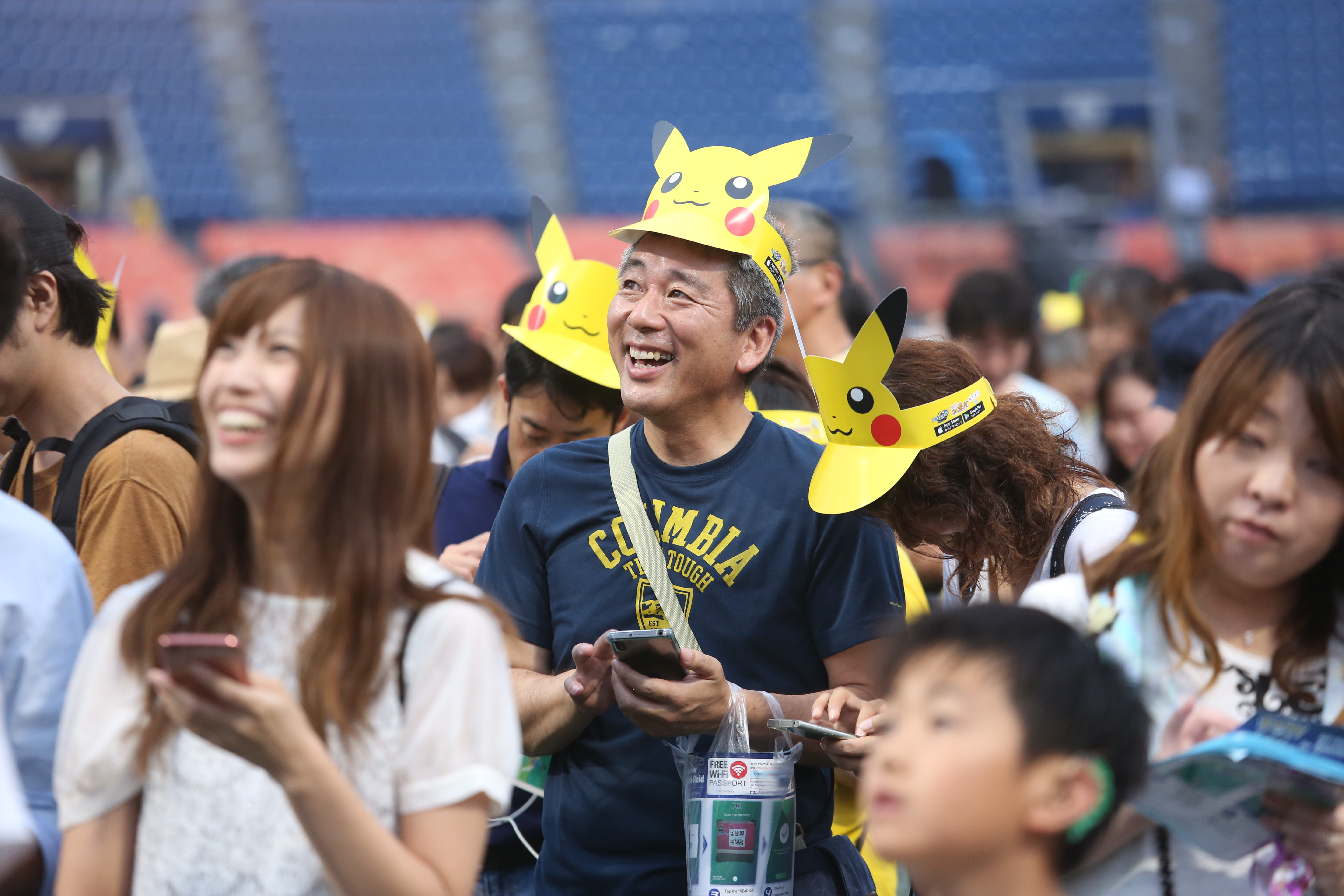 2M Players, Seven Days, One City - Pikachu Outbreak & The Future of Real World Games Events