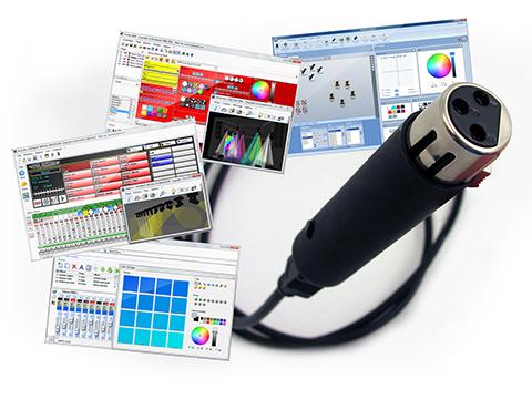 DmxSoft SUSHI, El controlador DMX más atractivo del mundo