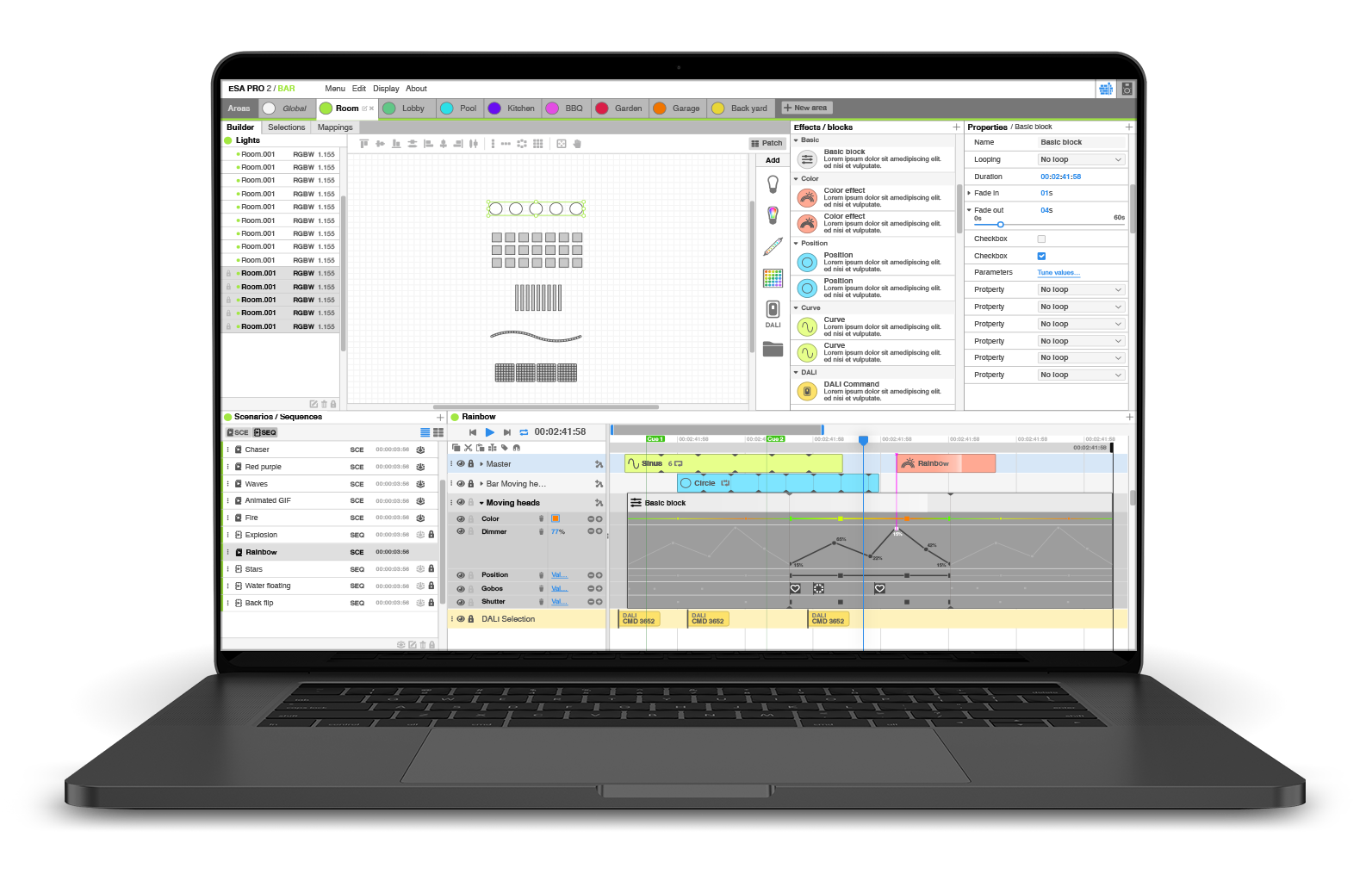 Stupendous Esa Pro 2 Lighting Control Software For Dmx Interfaces Wiring Cloud Ratagdienstapotheekhoekschewaardnl