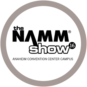 NAMM Exhibition 2016