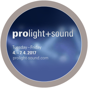 Prolight + Sound Exhibition 2017