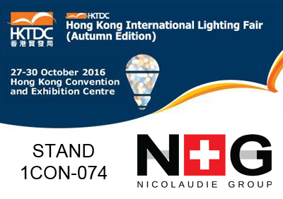 Nicolaudie at Hong Kong Lighting Fair