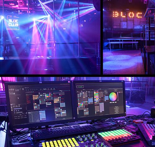 Nicolaudie Group : USB DMX 512 controller, stage lighting