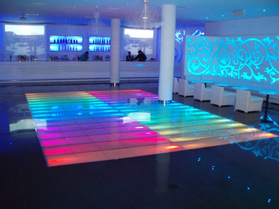 RGB Nightclub, Toledo, SPAIN