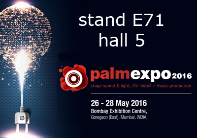 Nicolaudie at Palm Expo India 2016