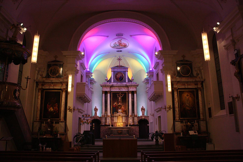 Nicolaudie Architectural - lighting control, DMX, DALI, LED, RGB