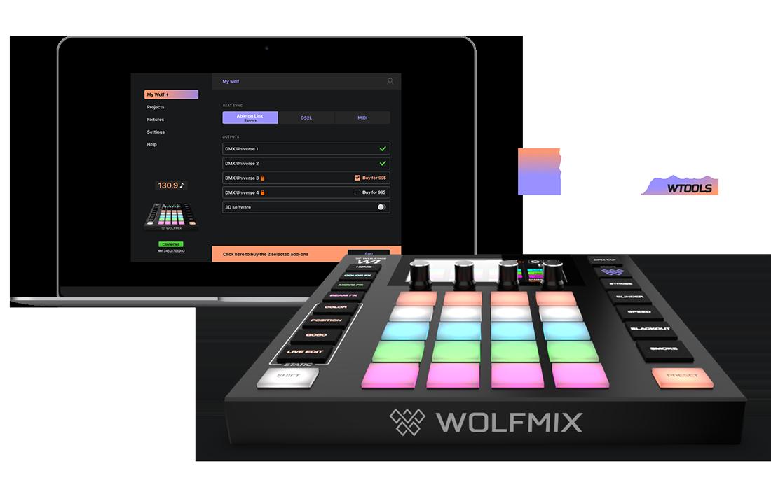 Die Wolfmix Toolbox