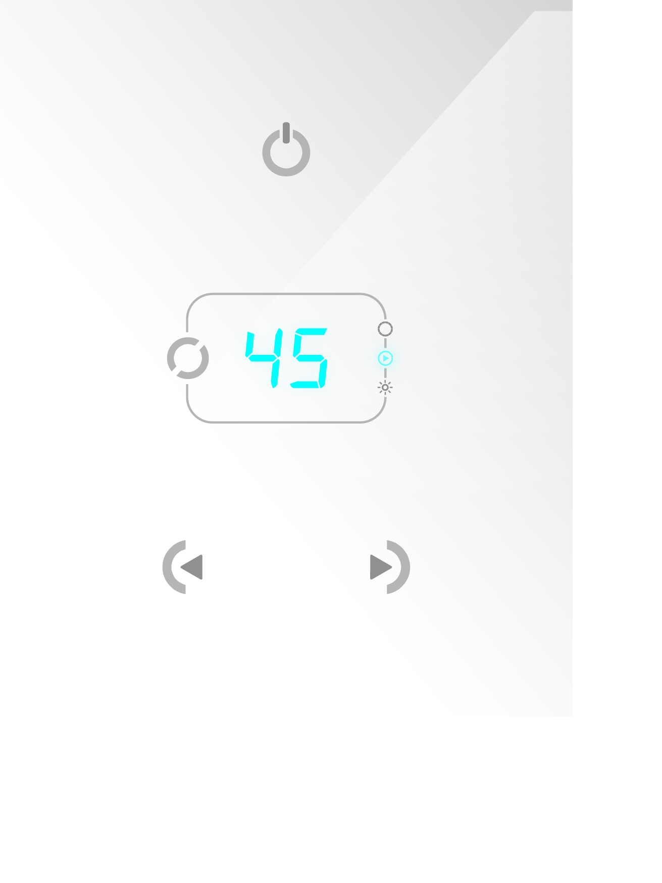 512ch, USB, GLASS, 4 BUTTONS, 99 SCENES
