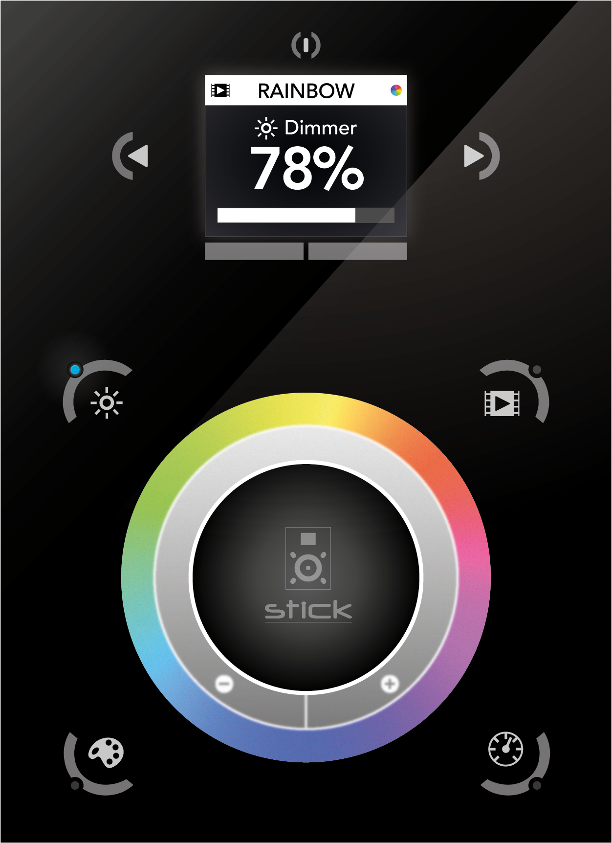 1024ch, USB / ETHER, GLASS, COLOR SCREEN