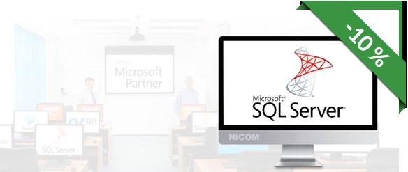 20462: ADMINISTRACE DATABÁZOVÉHO SERVERU MICROSOFT SQL SERVER 2012 / 2014