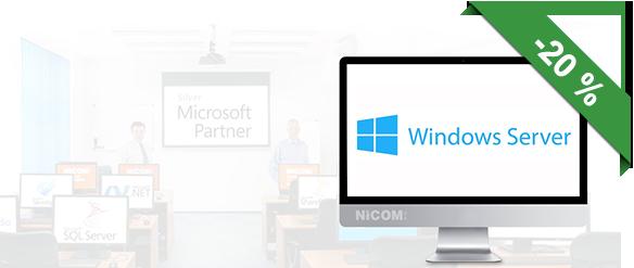 20412: Windows Server 2012 – pokročilá správa služeb