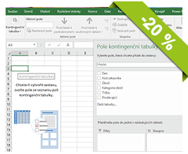 Microsoft Excel – kurz pro experty