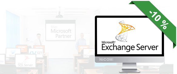 20341: Nasazení a správa Microsoft Exchange Server 2013  (Core Solutions of Microsoft Exchange Server 2013) 20341: Nasazení a správa Microsoft Exchange Server 2013 (Core Solutions of Microsoft Exchange Server 2013)