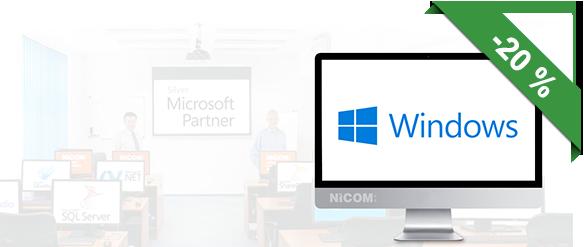 20697-2: Windows 10 – nasazení a správa v podnikovém prostředí