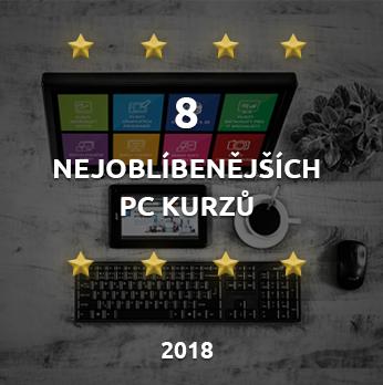 8 nejoblíbenějších PC kurzů