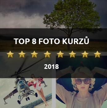 TOP 8 FOTO kurzů