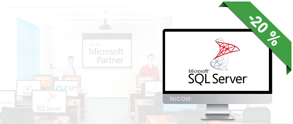 20764: ADMINISTERING A SQL DATABASE INFRASTRUCTURE - ADMINISTRACE DATABÁZOVÉHO SYSTÉMU