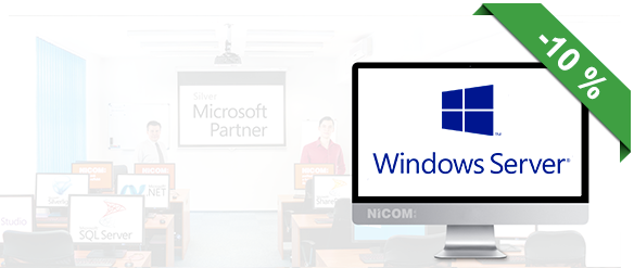 Windows Server 2012 – instalace a konfigurace
