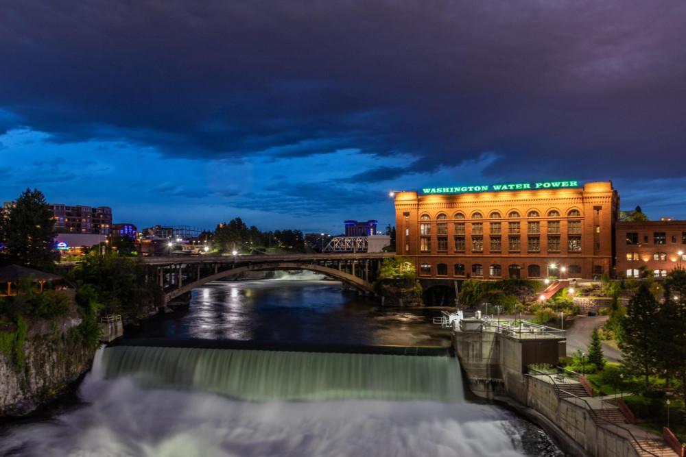 Spokane's Efforts Towards a Sustainable City