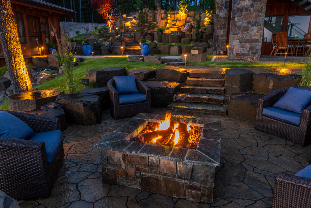 Designing a Sustainable Backyard Resort