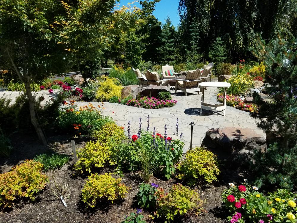 The Quiet Gardens Landscaping Trend