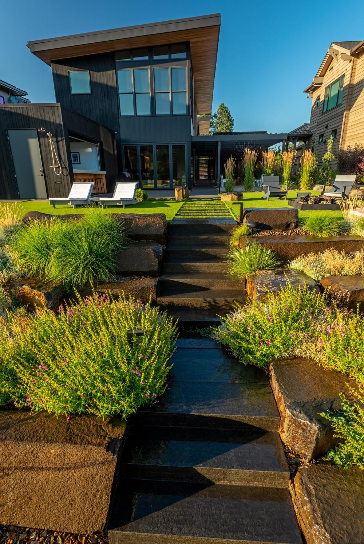 Landscape Design: Coeur d'Alene Paradise
