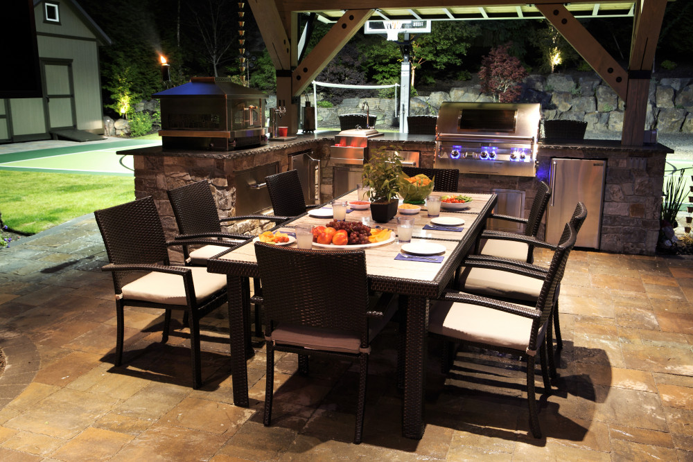 3 Design Tips for Planning Your Outdoor Kitchen