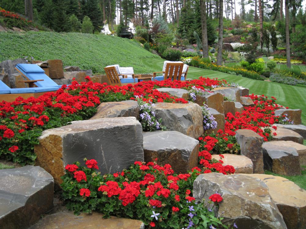 Summer Landscape Maintenance