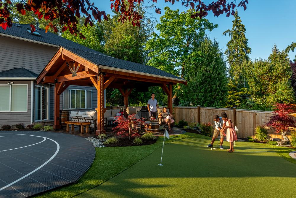 Northwest Backyard Sport Park