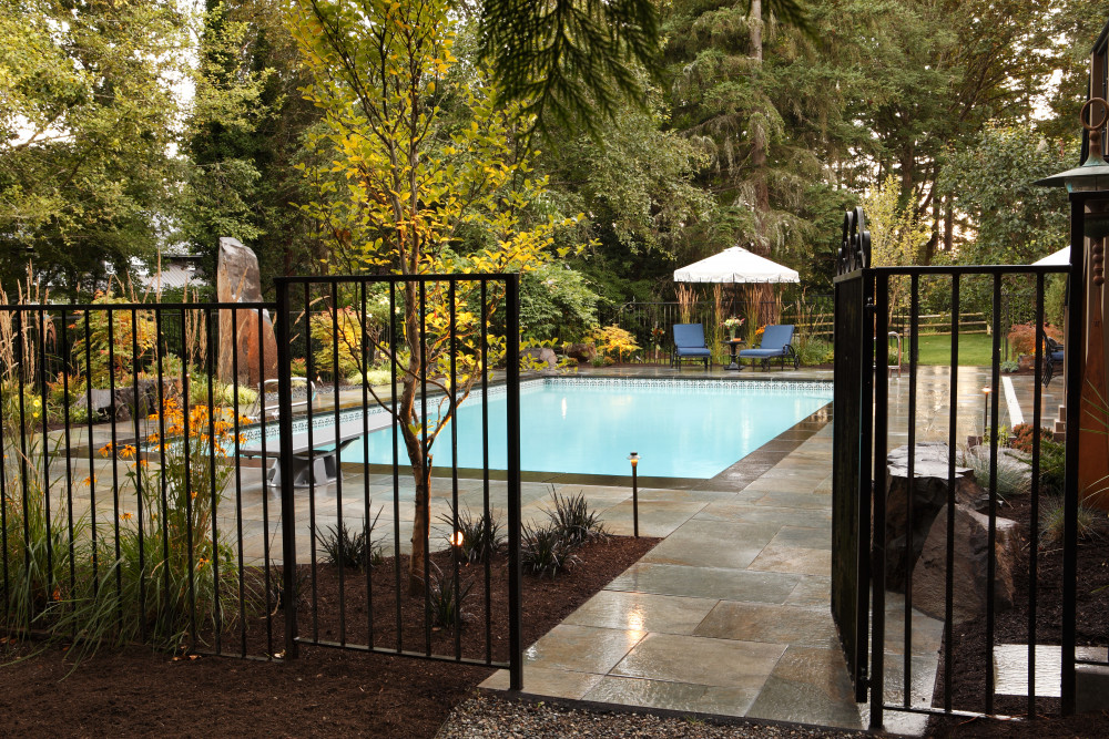 Sammamish Backyard Renovation
