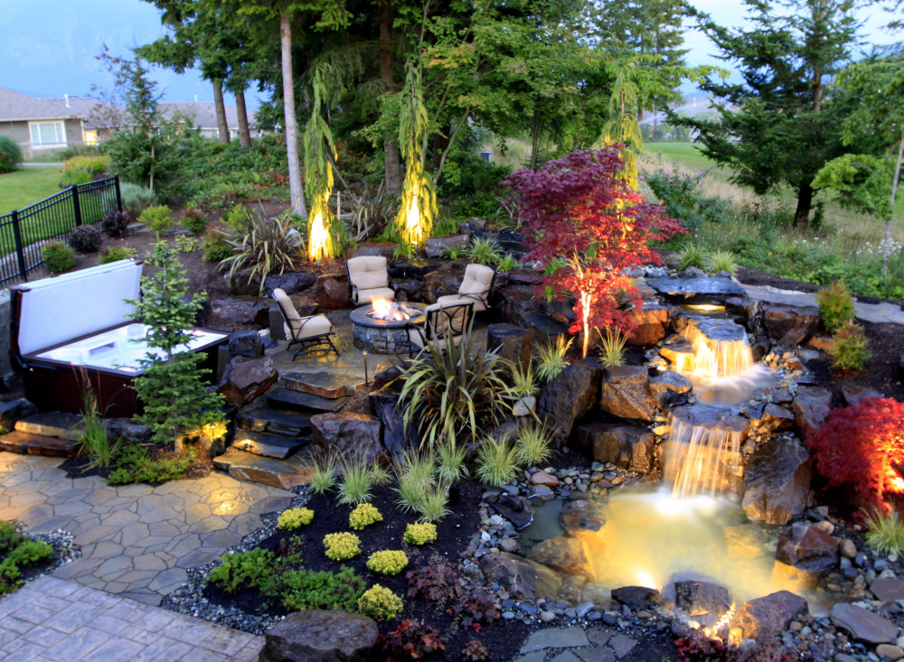 Backyard Sanctuary