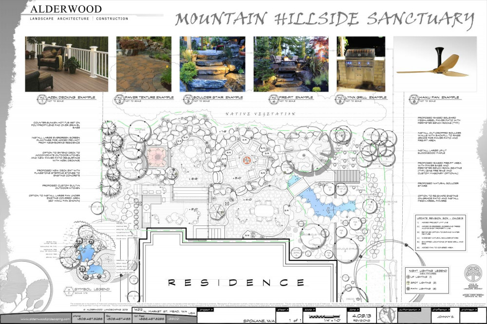 Mountain Hillside Sanctuary