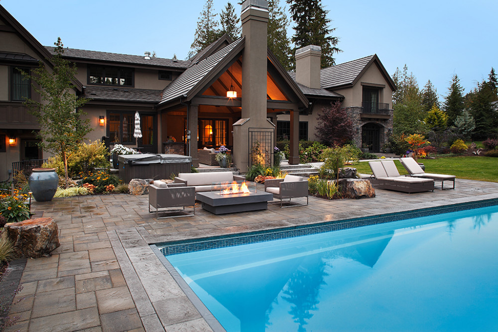 Private Pool Side Retreat