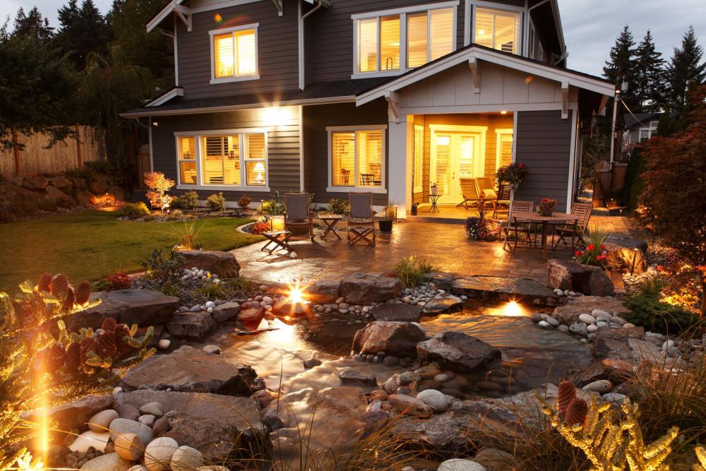 Cozy Backyard Living