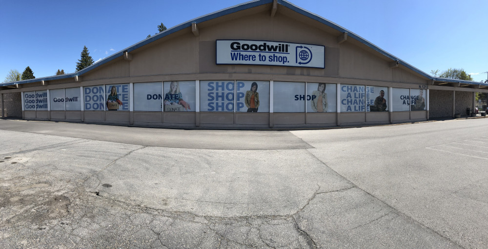 Goodwill Store, Coeur d'Alene, Idaho