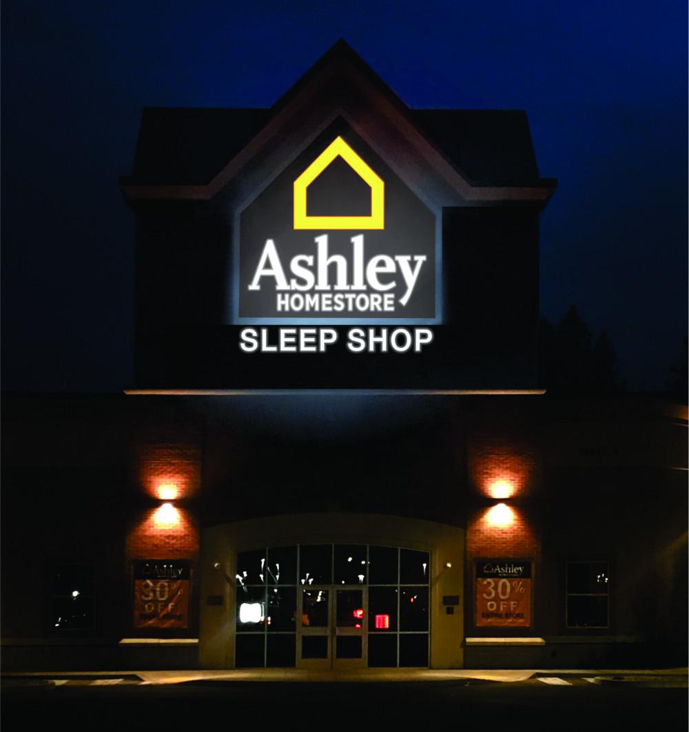 Ashley Homestore Spokane
