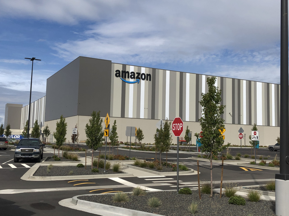 Amazon Distribution Center, Spokane