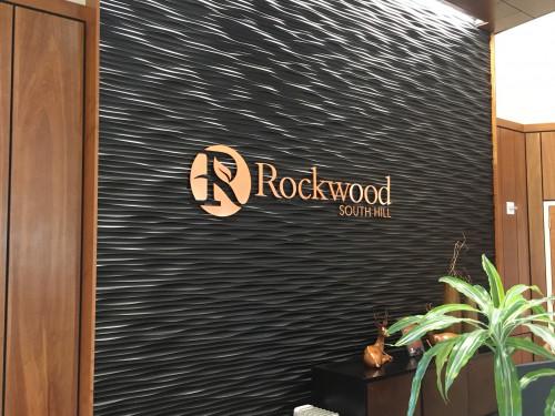 Reception Wall