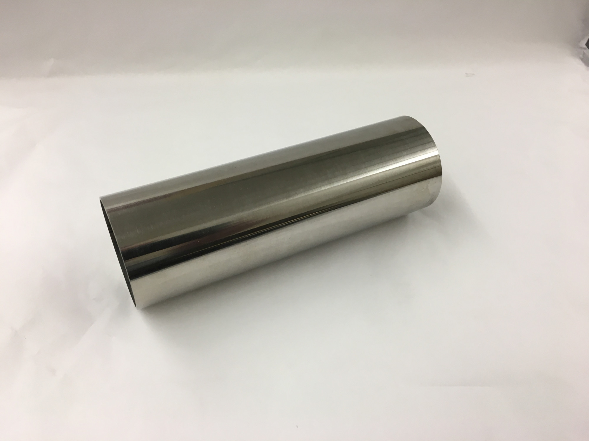 Polished Round Stainless Steel Tubing (2 x .050)